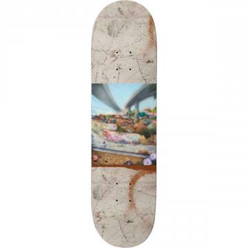 BAKER Skateboard Deck JACOPO PRO LOGO RED 8.25´´ x 31.875´´