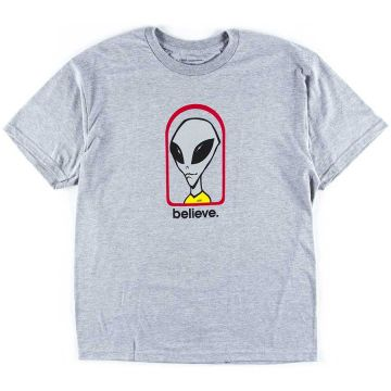 Alien Workshop Believe Long Sleeve T Shirt Black | SoCal