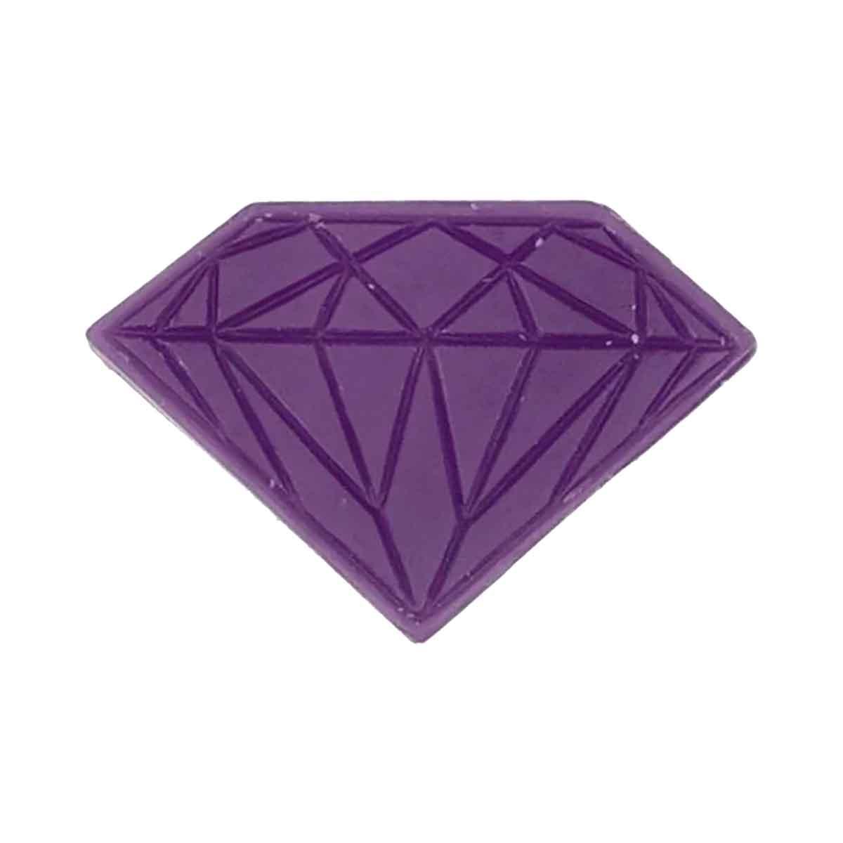 Hella Slick Purple Skate Wax Diamond Supply Co