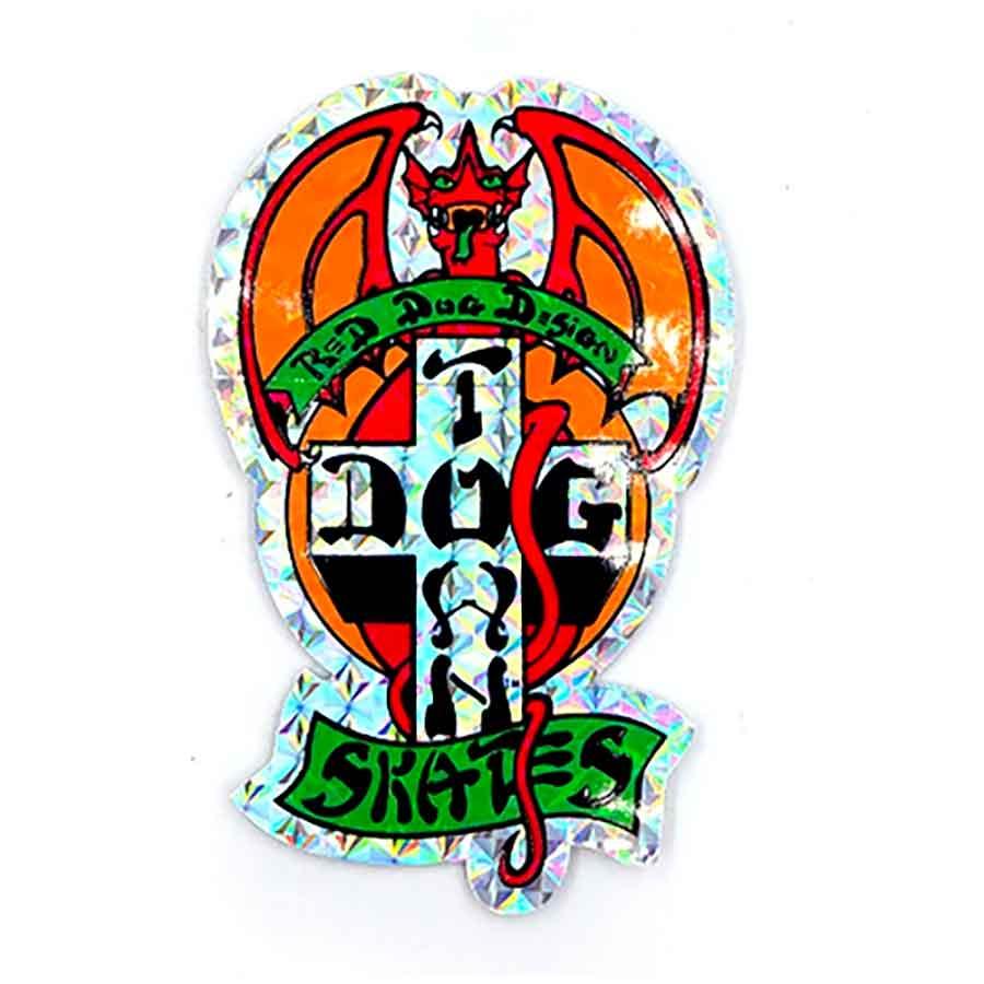 """Dogtown Aaron Murray Die Cut kateboard Sticker 4/"""""""