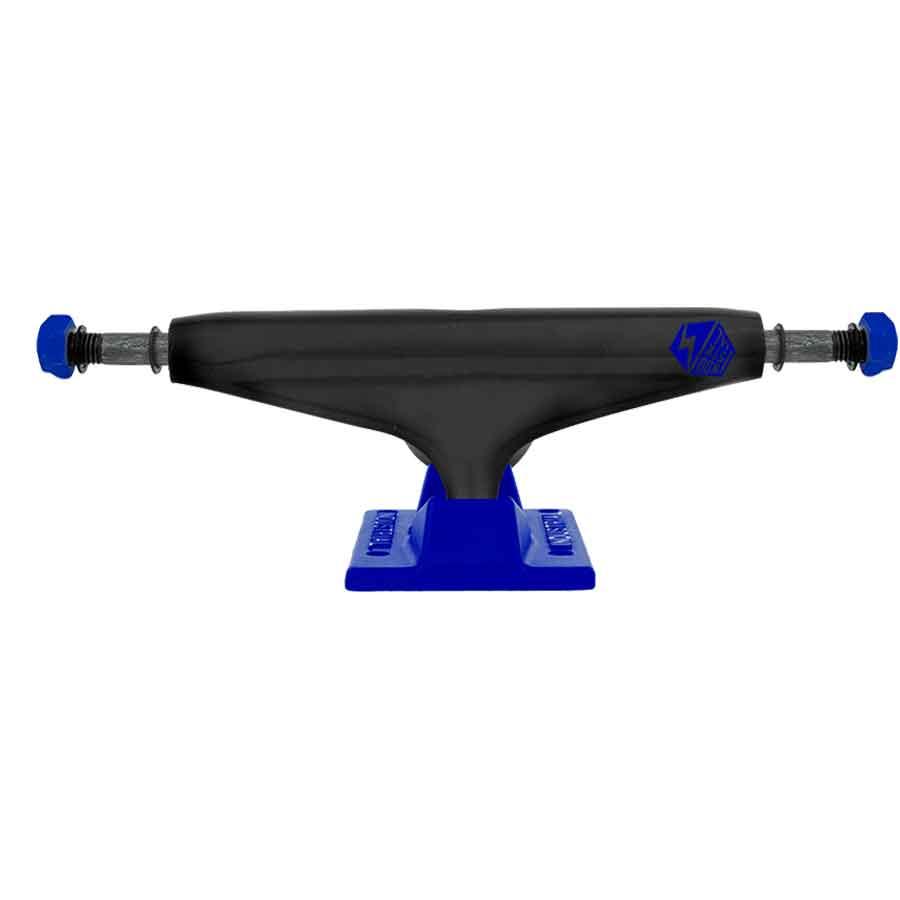 "Industrial IV 5.0 Trucks - Black/Blue 7.5"" | SoCal Skateshop"