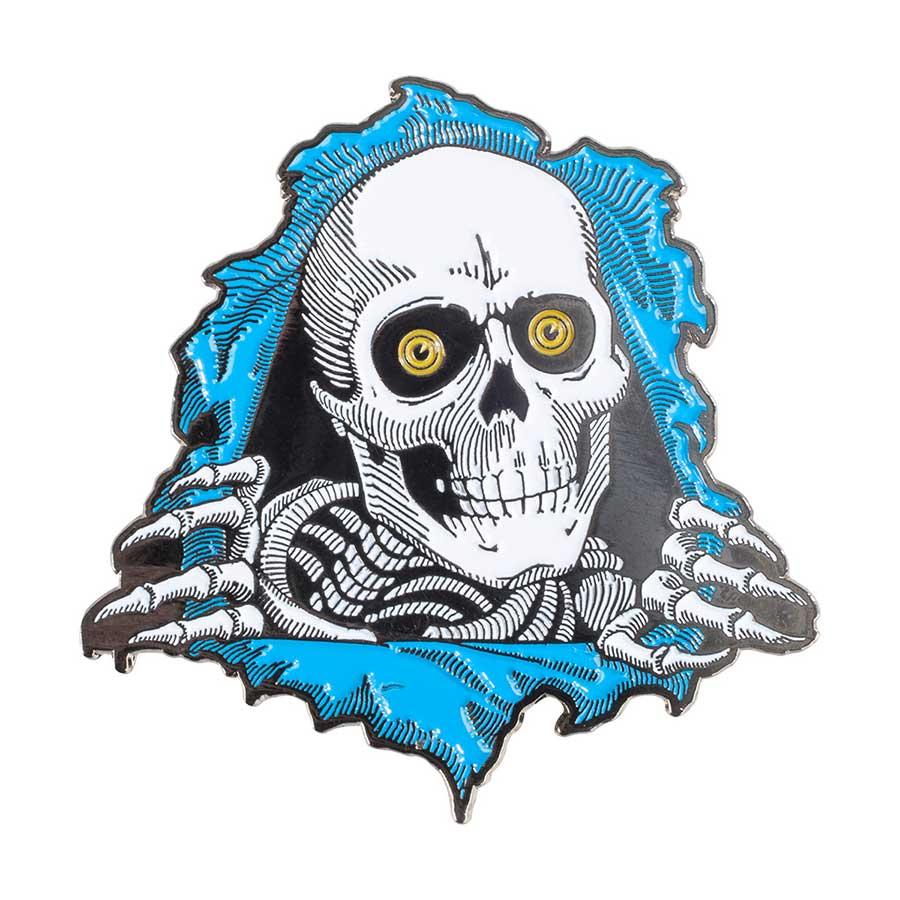 Powell Peralta RIPPER Skateboard LAPEL PIN
