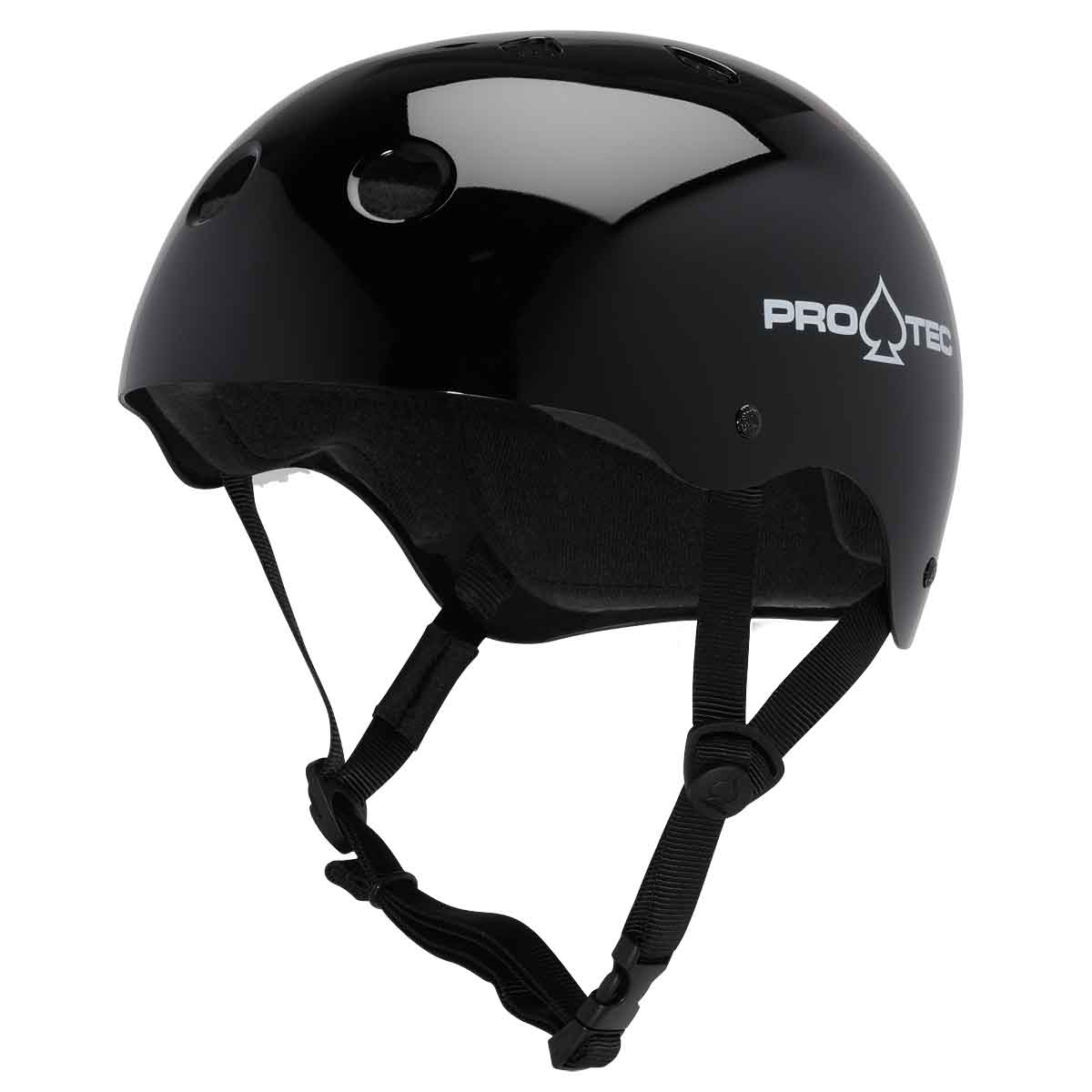 super specials reasonably priced order Pro-Tec Classic Skate Helmet - Gloss Black