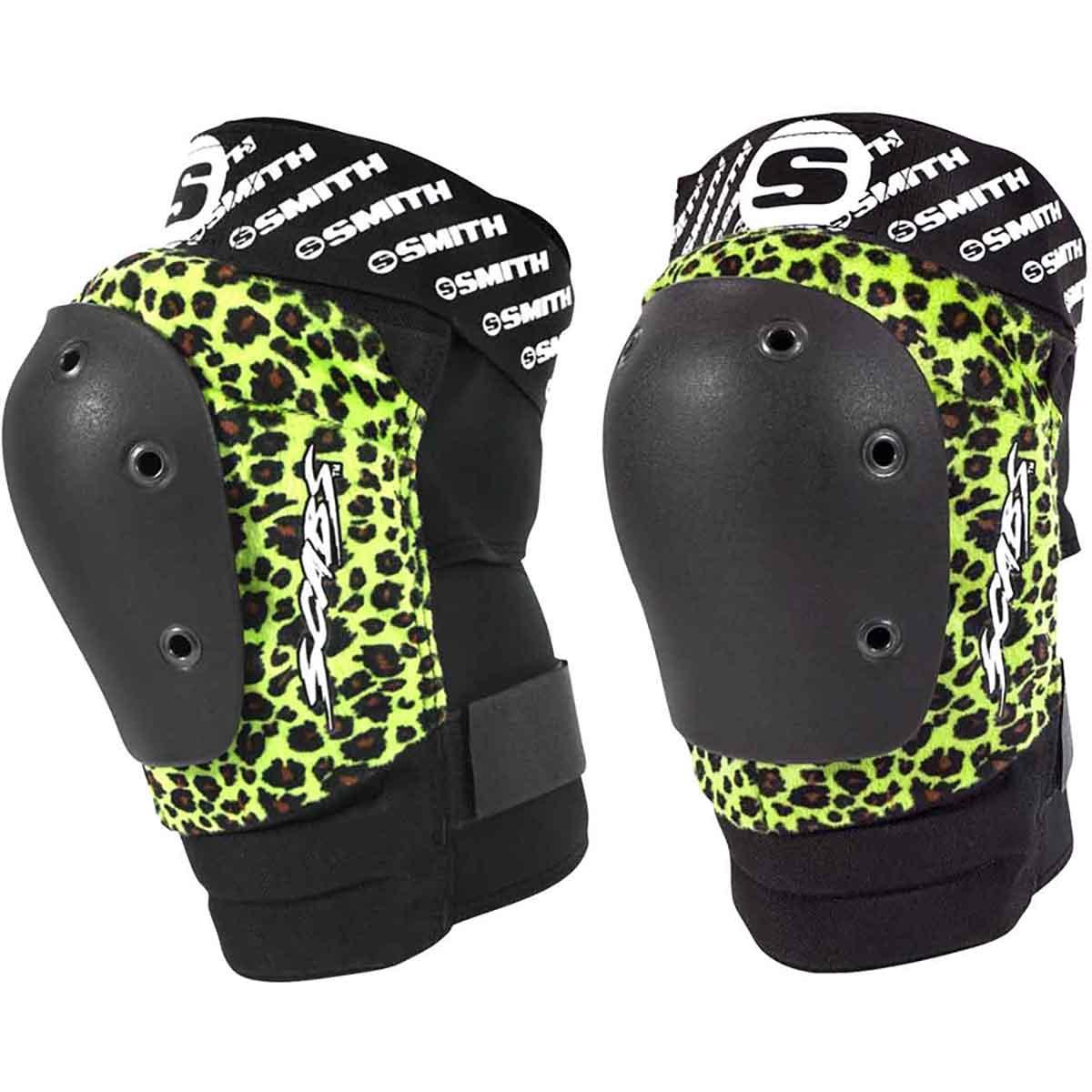 Smith Safety Gear Elite Leopard Knee Pads