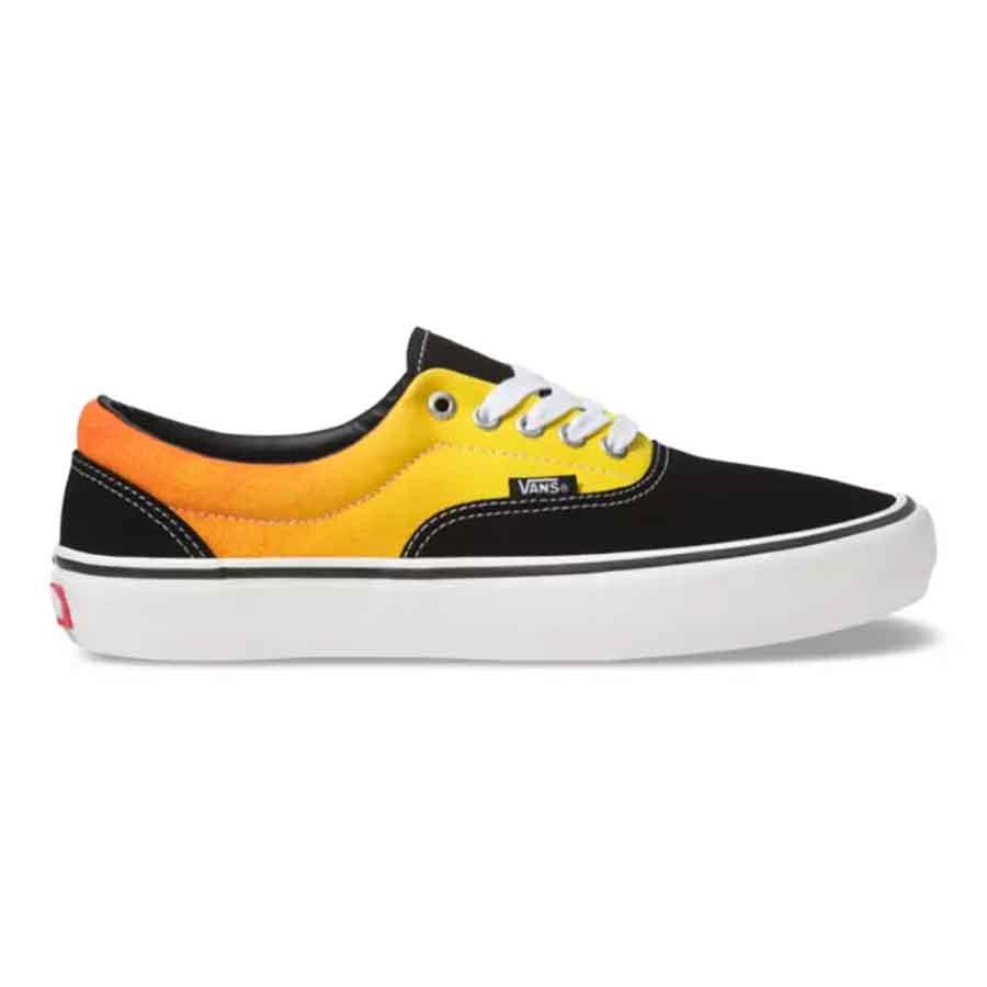 Vans Era Pro Shoes (Fade) BlackOrange