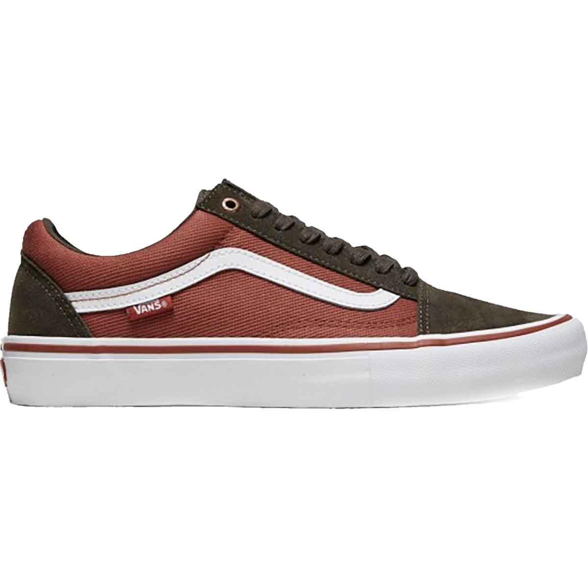 Vans Old Skool Pro Shoes - Heavy Twill