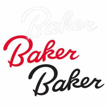 Baker Flag Brand Logo 3x5