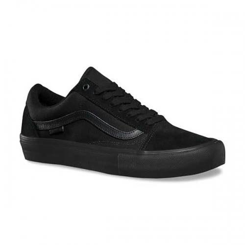 Vans Old Skool Pro Shoes - Blackout