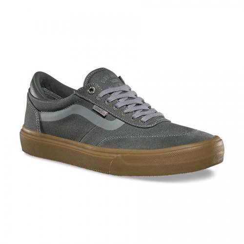 Vans Gilbert Crockett Pro 2 Shoes GunmetalGum
