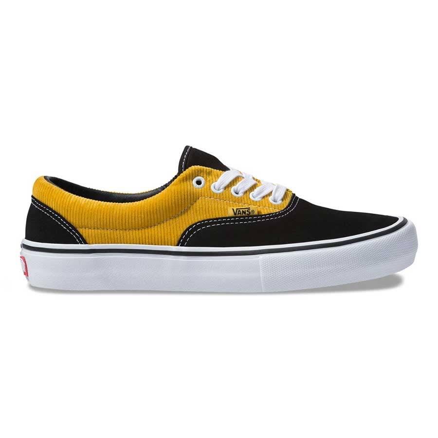 Vans Corduroy Era Pro Shoes - Black